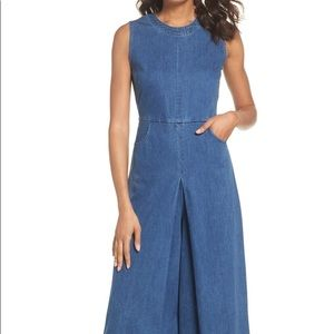 CAARA HAMPTON SLEEVELESS JUMPSUIT